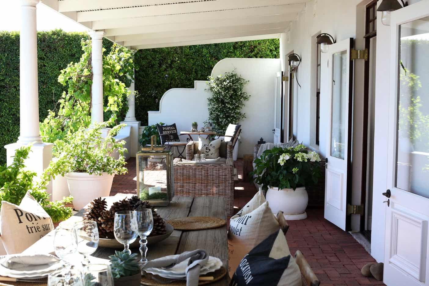 Juwel im Cape Dutch Stil