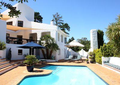 Traumanwesen im Beverly Hills von Südafrika